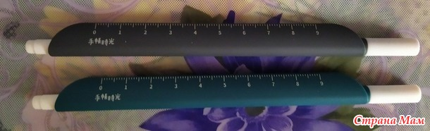Канцелярские мелочи: ручки, линейки, закладки, карандашные удлинители