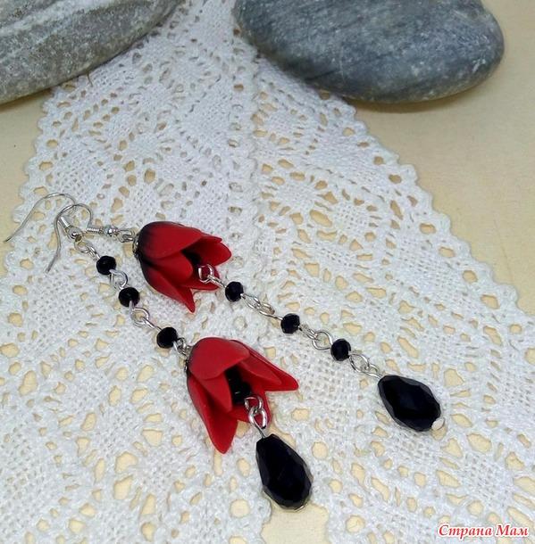 Черный, красный и немного моря