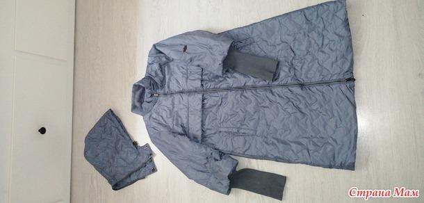 Пальто демисезонное, 164 см, бу, РФ